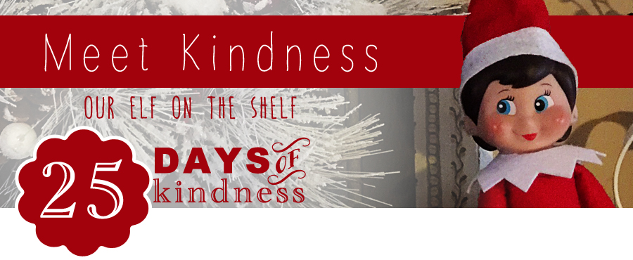 25 days of kindness